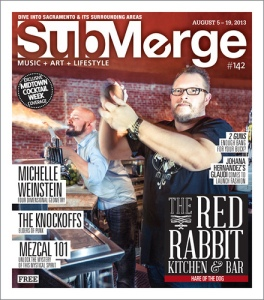 Submerge Cover Photo: Nicholas Wray