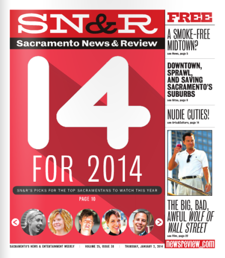 14 for 2014 Cover